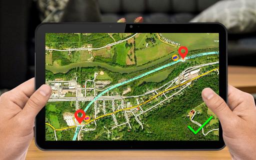 GPS Navigation & Map Direction - Route Finder  Screenshots 3