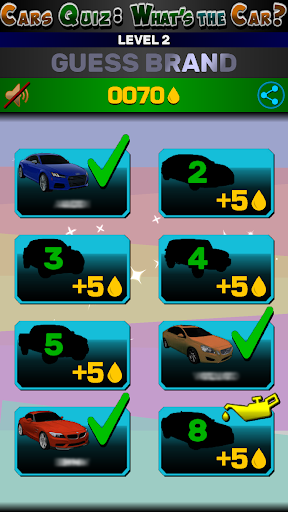 Cars Quiz 3D 2.2.1 screenshots 11