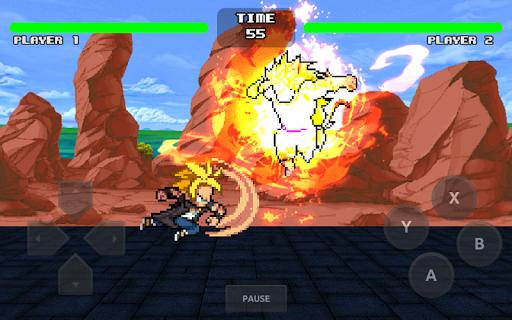 God Warrior Hero Battle Fight Ninja Tournament 5.0 screenshots 2