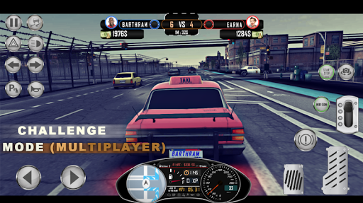 Taxi: Simulator Game 1976 1.0.1 screenshots 1