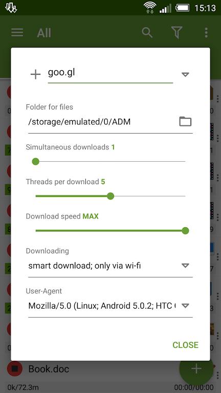 Advanced Download Manager & Torrent downloader  poster 6