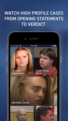 Law & Crime Network 14.3 screenshots 1