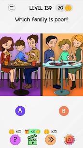 Braindom: Tricky Puzzles, Brain Games Brain Tests 3