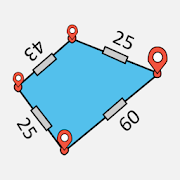 Easy Area : Land Area Measurement App for Maps