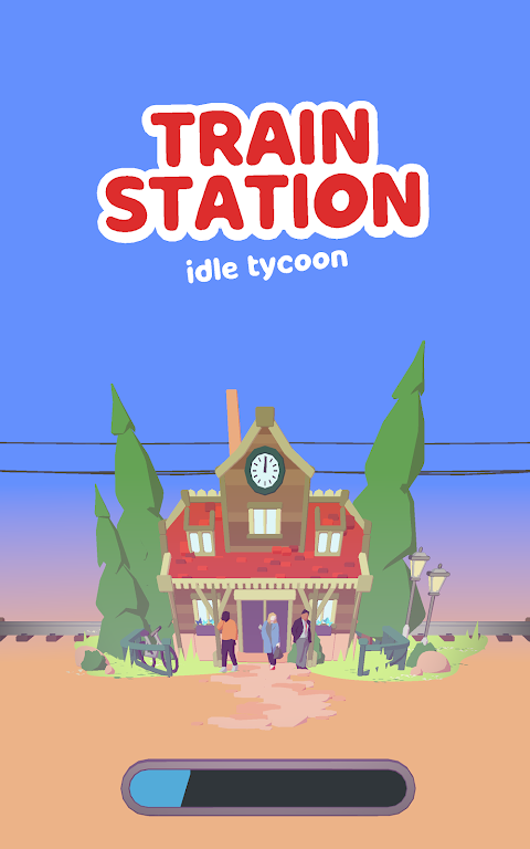 Train Station Idle Tycoon  poster 16