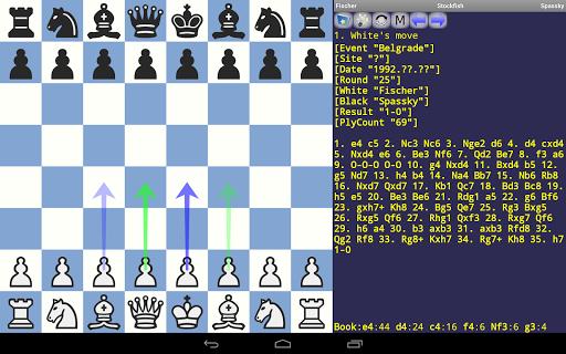 DroidFish Chess  Screenshots 10