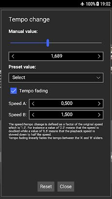 Music Speed Changer Lite 2のおすすめ画像4