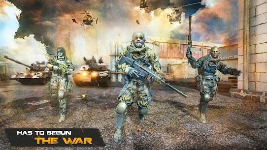 TPS Commando Battleground Mission: Shooting Games Hack & Cheats Online 4