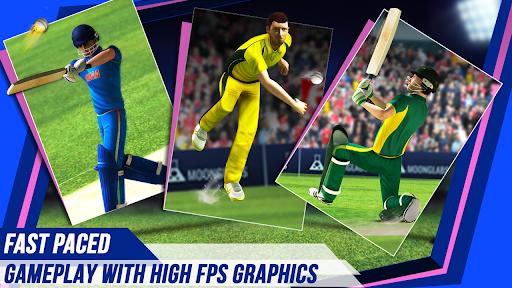 Epic Cricket - Big League Game  APK MOD (Astuce) screenshots 4