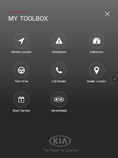 MyKia screenshots 16