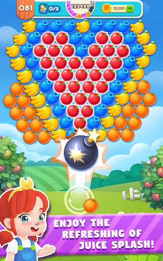 Bubble Blast: Fruit Splash 1.0.10 screenshots 13