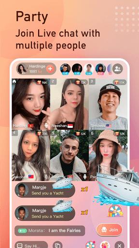 TanDoo – Online Video Chat& Make Friends  screenshots 2