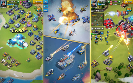 Top War: Battle Game 1.129.2 screenshots 8