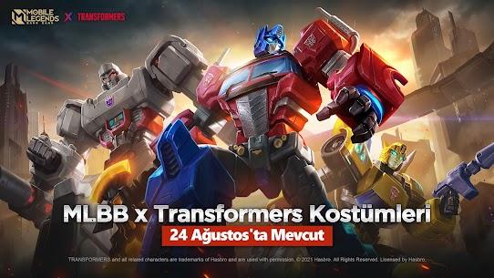 Mobile Legends Hileli Apk Güncel 2021** 1