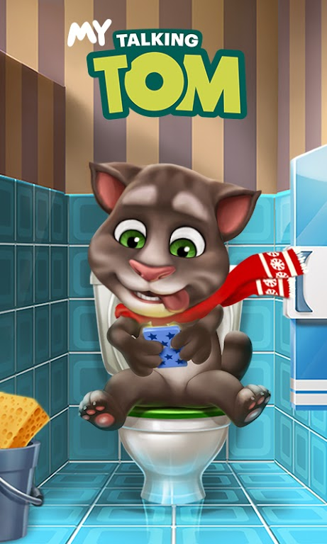 My Talking Tom  poster 4