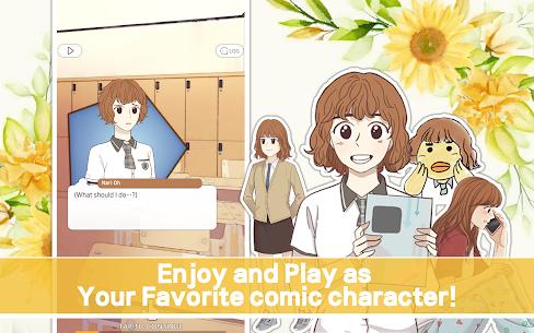 Odd Girl Out Interactive Visual Novel Game K-Toon Mod Apk 0.2.7434 7