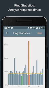 Analyseur de réseau Pro