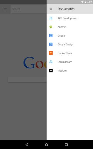 Lightning Browser - Web Browser 5.1.0 Screenshots 19