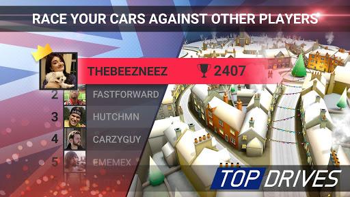 Top Drives u2013 Car Cards Racing apkdebit screenshots 4