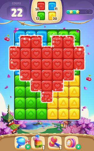 Télécharger Cube Rush Adventure apk mod screenshots 1