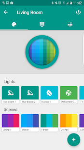 Lumio (für Philips Hue) Screenshot