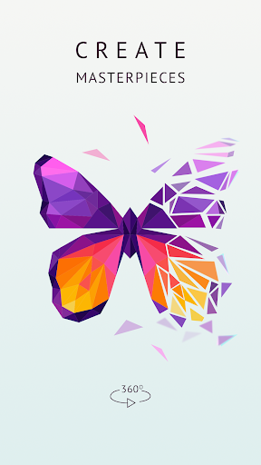 Polysphere - art of puzzle 1.5.4 screenshots 3