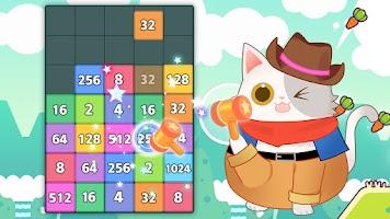 NumDrop: Fun & Free 2048 Block Number Puzzle Games