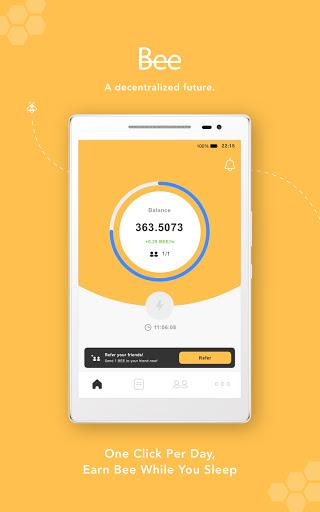 Bee Network:Phone-based Digital Currency 1.2.0 screenshots 5