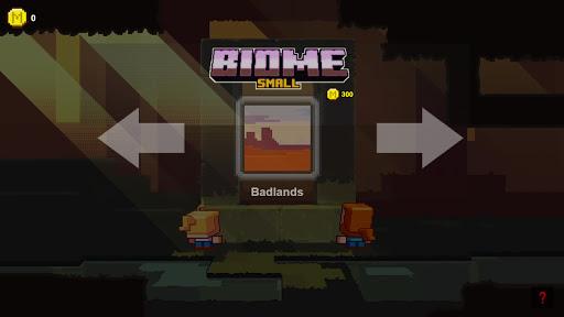 Code Triche Small biome mod apk screenshots 3