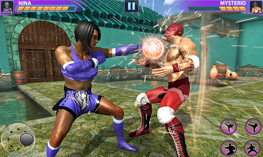 Club Fighting Games 2021 1.2 screenshots 8