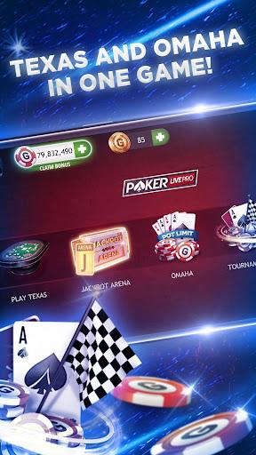 Poker Texas Holdem Live Pro  Screenshots 3