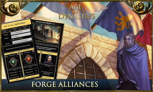 Age of Dynasties: Medieval War apktram screenshots 19