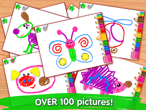 Drawing for Kids Learning Games for Toddlers age 3 screenshots 10