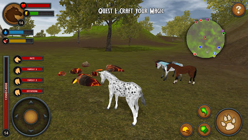 Horses of the Forest apkdebit screenshots 15