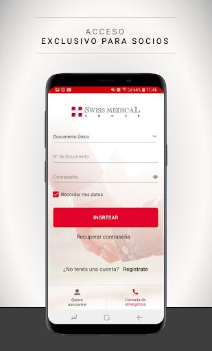 Swiss Medical Mobile Apkfinish screenshots 2