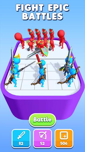 Merge Battle 3D 38 screenshots 4