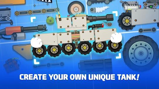 Super Tank Rumble APK MOD HACK (Dinero Infinito) 1