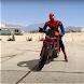 Superhero Tricky Bike Stunt Racing 2021