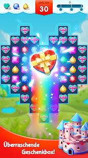 Jewel Legend - Match 3 Puzzle Spielen Screenshot