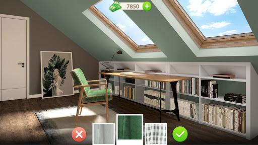 Dream Home u2013 House & Interior Design Makeover Game modavailable screenshots 2