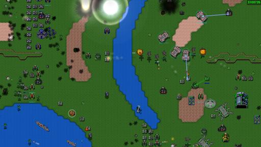 Rusted Warfare - RTS Strategy apkdebit screenshots 23
