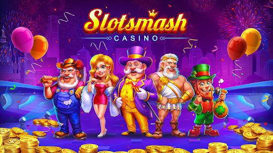 Slotsmashu2122 - Casino Slots Games Free 3.38 Screenshots 8