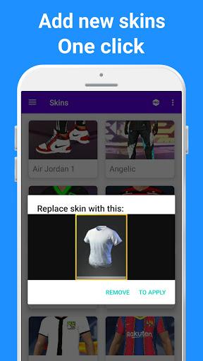 Skins for FF - New skins to play! apktram screenshots 2