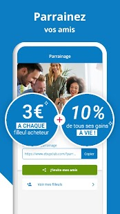 eBuyClub: CashBack, réduction, bon plan et coupon Screenshot