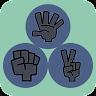 Reverse Rock Paper Sissors game apk icon