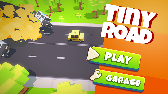 Tiny Road – Arcade cars with crazy powers Hack Online [Android & iOS] 1