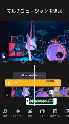 VivaCut - 専門動画編集加工アプリのおすすめ画像5