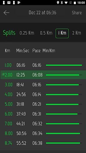 Running Distance Tracker + 2.0.1 Screenshots 5