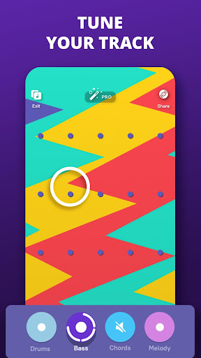Jambl: Beat Maker & Music Dj android2mod screenshots 4