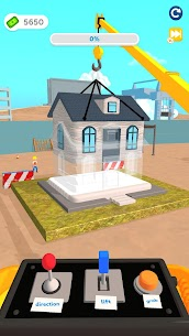 Builder Master 3D (MOD, Unlimited Money) For Android 5